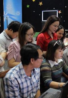 LHTHTQ 39: Hoàn thành công tác tập huấn tại Nha Trang