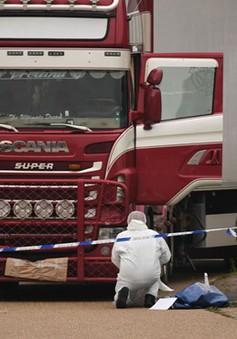 Truy tố thêm một lái xe vụ 39 người tử vong trong container