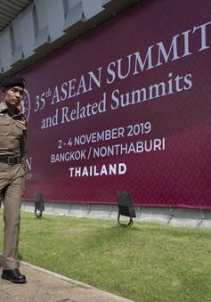 Thái Lan thắt chặt an ninh trước Hội nghị Thượng đỉnh ASEAN