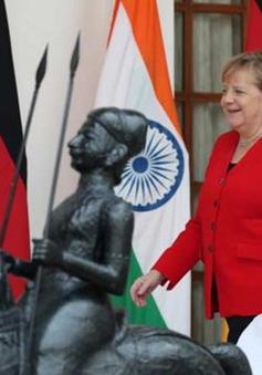 Ấn Độ - Đức ký nhiều thỏa thuận hợp tác