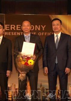 Vietcombank mở văn phòng đại diện tại Mỹ
