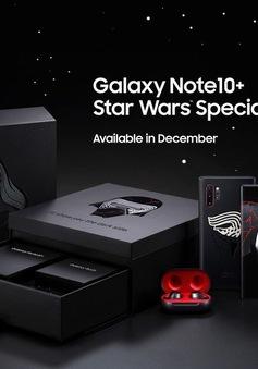 Samsung ra mắt Galaxy Note 10+ phiên bản Star Wars, giá hơn 30 triệu đồng