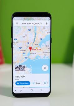 Google Maps hỗ trợ phát hiện các cửa hàng bán lẻ trên lộ trình