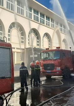 Nha Trang: Hơn 400 người tham gia diễn tập chữa cháy, cứu nạn cứu hộ năm 2019
