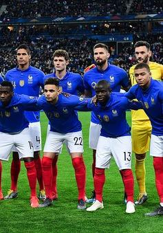 Đội tuyển Pháp bất ngờ rơi xuống nhóm hạt giống số 2 tại EURO 2020