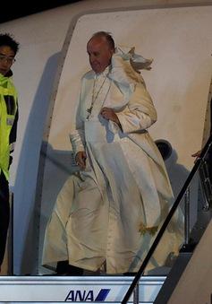 Giáo hoàng Francis đến Nhật Bản
