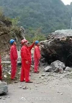 Động đất liên tiếp ở tỉnh Quảng Tây, Trung Quốc