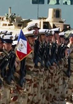 Hải quân châu Âu tăng cường hoạt động tại Vùng Vịnh