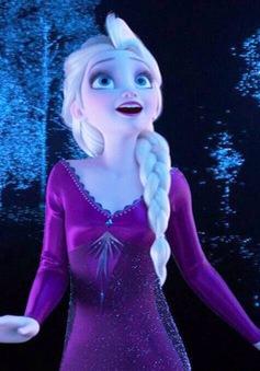 """""""Frozen II"""" trở thành phim hoạt hình có doanh thu mở màn cao nhất mọi thời đại"""