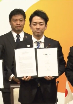 Ba nước Đông Bắc Á thỏa thuận giải quyết ô nhiễm biển