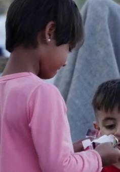 Hy Lạp hỗ trợ 4.000 trẻ tị nạn không người thân