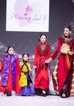 """NTK Phương Hồ tỏa sáng cùng """"Vũ điệu Á Đông"""" tại Asian Kids Fashion Week 2020"""