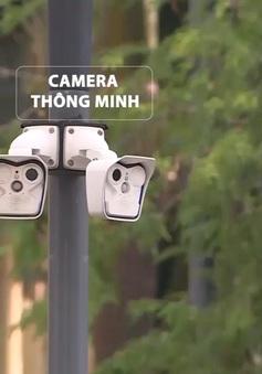 TP.HCM lắp thí điểm camera thông minh giám sát giao thông