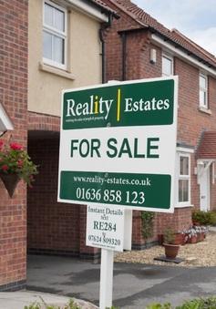 Giá nhà tại Anh tăng cao nhất trong 7 tháng qua
