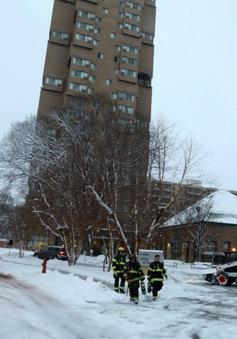 Cháy nhà cao tầng tại Mỹ, ít nhất 9 nguời thương vong