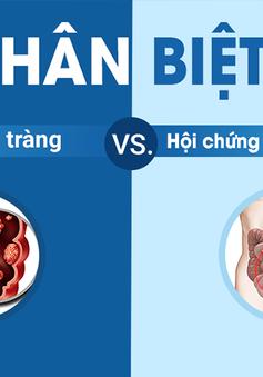 Viêm đại tràng và hội chứng ruột kích thích: Đừng nhầm lẫn nếu chưa hiểu rõ!