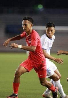 HLV U22 Singapore phàn nàn về nhân sự ở SEA Games 30