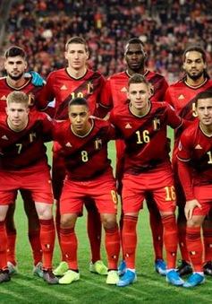 ĐT Bỉ là đội bóng số 1 thế giới của năm 2019