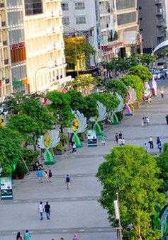 TP.HCM: Đường Nguyễn Huệ cấm xe trong 3 ngày lễ hội