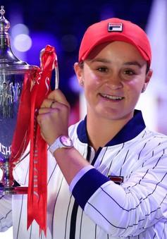 WTA Finals 2019: Ashleigh Barty lần đầu lên ngôi vô địch
