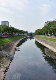 Đề xuất dẫn nước sông Hồng vào làm sạch sông Tô Lịch