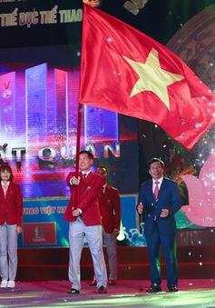 VĐV nào sẽ cầm cờ cho đoàn Việt Nam trong Lễ khai mạc SEA Games 30?