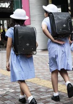 Trẻ em Nhật Bản tự lập từ việc tự đi bộ đến trường