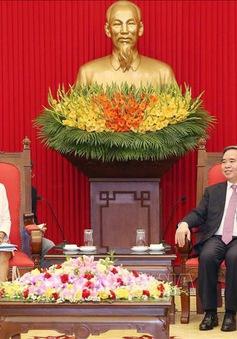 Đẩy mạnh hợp tác kinh tế Việt Nam - IMF