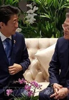 Nhật Bản, Hàn Quốc giải quyết bất đồng chính trị