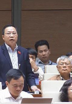 Quốc hội thảo luận về các báo cáo công tác phòng chống tội phạm