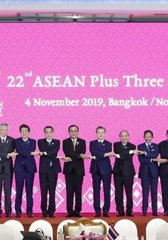 Thủ tướng Nguyễn Xuân Phúc dự Hội nghị cấp cao ASEAN+3