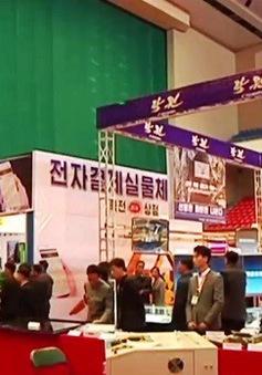 Triển lãm công nghệ thông tin tại Triều Tiên