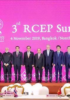 Các nước tham gia đàm phán chính thức lùi thời hạn ký kết RCEP