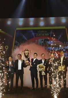 [KT] Gala trao giải các giải bóng đá chuyên nghiệp Việt Nam 2019