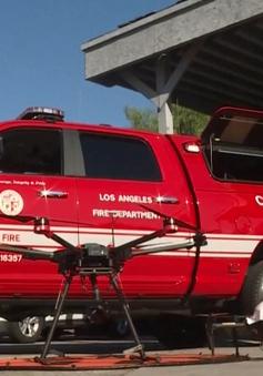 Thiết bị bay không người lái: Trợ thủ đắc lực trong cứu hộ cứu nạn