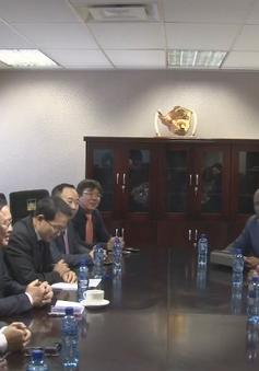 Việt Nam tạo điều kiện để doanh nghiệp Nam Phi thúc đẩy các hoạt động hợp tác đầu tư