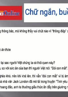 """Tẩy chay hành vi, trải nghiệm """"bẩn"""" làm xấu xí hình ảnh người Việt Nam ở nước ngoài"""