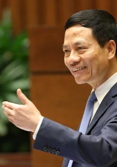Bộ trưởng Nguyễn Mạnh Hùng: 90 triệu người sẽ dùng mạng xã hội Việt Nam vào năm 2020
