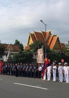 Campuchia long trọng tổ chức lễ mít tinh kỷ niệm Quốc khánh lần thứ 66