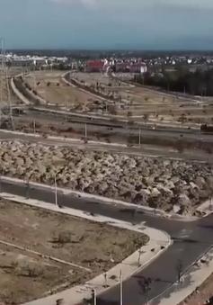 Đà Nẵng tiếp tục triển khai xây dựng hạ tầng khu vực Cồn Dầu - Cẩm Lệ