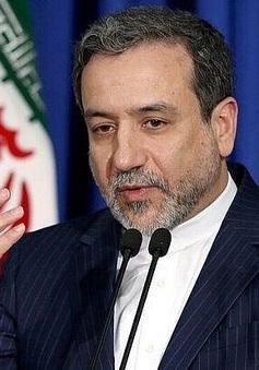 Iran nêu rõ lập trường về thỏa thuận hạt nhân