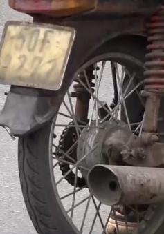Cấp bách kiểm soát khí thải xe máy