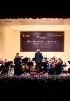 Đêm nhạc cổ điển Anh Quốc gây Quỹ khuyến học tài năng âm nhạc trẻ