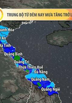 Từ đêm nay (1/12), Hà Nội trời trở rét, Bắc Bộ có mưa