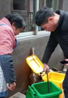 Trung Quốc nỗ lực hạn chế rác thải nhựa dùng một lần