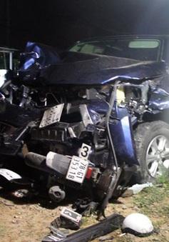 Vụ xe bán tải gây tai nạn làm 4 người chết: Khởi tố, bắt tạm giam tài xế