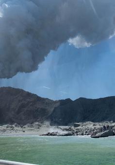 Con số thương vong trong vụ núi lửa phun trào ở New Zealand tăng cao