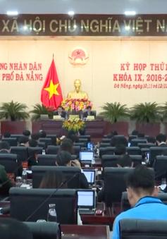 Khai mạc kỳ họp thứ 12 Hội đồng nhân dân TP Đà Nẵng khóa IX