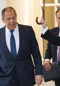 Tổng thống Mỹ hội kiến Ngoại trưởng Nga