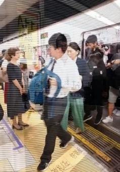 Phong trào chống sàm sỡ nơi công cộng tại Nhật Bản
